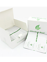 Alcohol Pad 200 Pieces Clean Package Monolithic Remover Cotton A Surface Cleaning Disinfection Seal Oil Slick Scrub