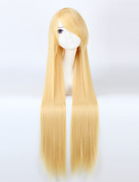 Hot Sale Top Quality Fashion Cosplay Straight Synthetic Hair