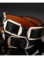 316 Titanium Steel Drawing Heart 18K Ms Bracelet