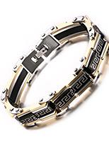 316 Titanium Steel Man Bracelet