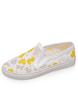 Women's Sandals Summer / Fall Sandals / Gladiator / Comfort / Round Toe / Flats LeatheretteOutdoor / Office & Career