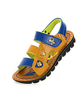 Boys' Shoes Outdoor Leatherette Sandals Brown / Yellow / Khaki