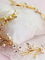 Dame Legering Medaljon Bryllup / Speciel Lejlighed / Afslappet / Udendørs Pandebånd Bryllup / Speciel Lejlighed / Afslappet / Udendørs1