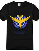 Inspired by Gundam Cotton T-shirt