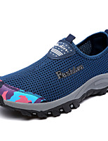 Men's Shoes Outdoor / Athletic Tulle Athletic Shoes Black / Blue / Royal Blue