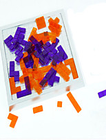 Children's Puzzle Toy Tetris Fighter 2 Version Of the Game