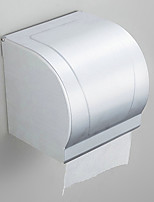 Porte Papier Toilette,Contemporain Chrome Fixation Murale