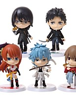 Gintama Overige PVC Anime Action Figures model Toys Doll Toy