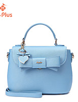 M.Plus® Women's Fashion Print PU Leather Messenger Shoulder Bag/Tote