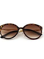 Sunglasses Women / Girl's Retro/Vintage 100% UV400 Round Tortoiseshell Sunglasses Full-Rim
