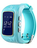 reloj deportivo Unisex GPS Digital Digital Reloj de Pulsera