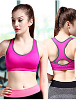 Fashion Shockproof Sports Underwear Corset Vest Bra Pro Women Without Rims Quick-drying Sports Waistcoat