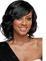 Best-Selling Europe and the United States Black Natural Hair Curly Synthetic Wigs