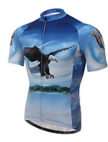 XINTOWN Summer Pro Team Sport Cycling Shirt Bicycle Clothing Short Sleeve Bike Jersey