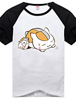Disfraces Cosplay-Natsume Yuujinchou- deNatsume Takashi-T-Shirt-