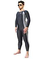 Warm Diving Suits&Dive Skins for Men Chinlon/Elastance Long Sleeve