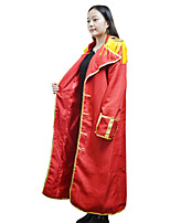 One Piece Red Uniform Cloth Cosplay Cloak