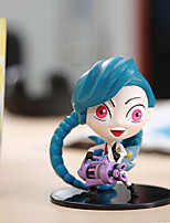 League of LegendsAnime Action Figure 10CM Model Toys Doll Toy