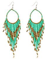 Drop Earrings Women's Resin / Alloy Earring Non Stone