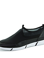 Men's Shoes Outdoor / Athletic / Casual  Fashion Sneakers Black / Red / White