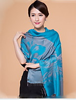 Autumn And Winter Korean Women Warm Shawl Collar And Long Sections Thick Scarves