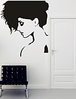 Romance / De moda / Abstracto / Fantasía Pegatinas de pared Calcomanías de Aviones para Pared,PVC M:42*47cm / L:55*62cm