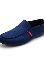 Men's Shoes Casual  Loafers Black / Blue
