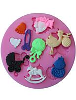 Moldes de Forno Bolo / Cupcake