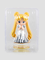 Animation Project Shf Sailor Moon Movable Tsukino Usagi Sailor Moon Model Set 1Pcs 20Cm