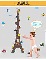 Animaux / Architecture / Botanique / Mode / Paysage Stickers muraux Stickers avion,pvc 60*90cm