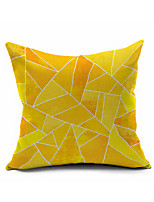 2016 New Arrival Geometric Cotton/Linen Pillow Cover Nature Modern/Contemporary Pillow Linen Cushion