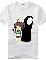 Inspired by Spirited Away Cotton T-shirt