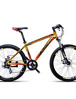 TWITTER® Cycling 24 Speeds Double Disc Brake 26 Inch* 18 Inch Mountain  Bike  Aluminium Alloy