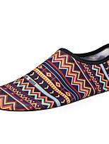 Zapatos Agua Tul Azul / Gris Hombre