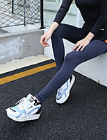Femme Course Pantalon Yoga / Pilates / Fitness / Sport de détente / CourseRespirable / Séchage rapide / mèche / Compression / Matériaux