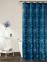 Tranditional Tie-Dye Pattern Rectangle Shower Curtains 71x72inch,71x79inch
