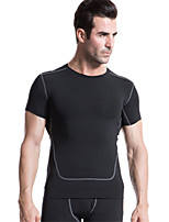 Homme Course Costume de compression/Sous maillot Yoga / Fitness / Courses / Sport de détente / Basket-ball / CourseSéchage rapide / mèche