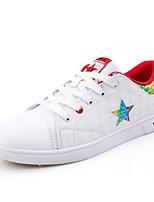 Белый Черный Вино-Для мужчин-Для прогулок Повседневный Для занятий спортом-ДерматинУдобная обувь Светодиодные подошвы-Спортивная обувь