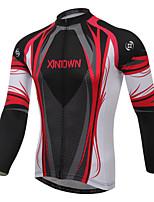 XINTOWN Outdoor Short Sleeve Long Wear Cycling Jersey Bike Jersey for Mountain Bike Riding Racing