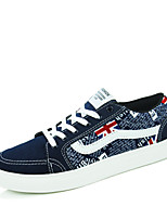 Men's Shoes Casual Fashion Sneakers Black / Blue / Red