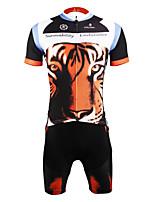 Set di vestiti/Completi-Attività ricreative / Ciclismo-Per uomo / unisex-Maniche corte-Traspirante / Resistenteai raggi UV / Asciugatura