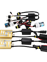 12V55W HID Ballast Decoding Headlight Conversion Kit Bulb 881 3000K 4300K 5000K 6000K 8000K