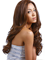 Reasonable In Price Synthetic Wigs  Extensions Women Lady Long Charming Style