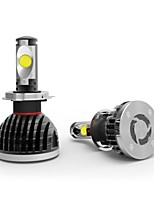 2PC 48W Teana Touareg Car Cree LED HeadLight Bulbs Replace H1 H3 H7 H8 H9 H11 LED Headlight
