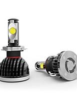 2pc 48w teana touareg Auto Cree LED-Lampen Scheinwerfer h1 h3 h7 h8 h9 h11 ersetzen LED-Scheinwerfer