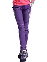KORAMAN Women's Summer Outdoor Pants Chinlon Breathable Anti-UV Waterproof