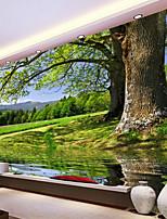 Nature morte / Paysage / Botanique Toile Un Panneau Prêt à accrocher,Format Vertical