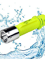 Professional LED Torch Lantern Lighting Light Underwater Diving Flashlight Torch Waterproof Portable Lamp