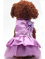 Noble Gauze Charming Pet Dress