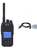 TYT MD380 Portable DMR Digital VHF136-174MHz Two Way Radio + USB Programming Cable